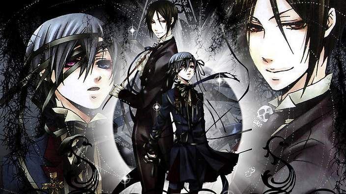 Watch Black Butler anime season 1 & 2 ONLINE FREE! | SBS PopAsia