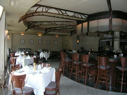 Carpe Diem restaurant in Charlotte. So good and great staff!