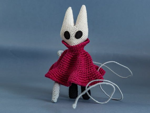 Hollow Knight, Zote & Hornet Crochet Pattern Bundle 2 (Amigurumi ... | 428x570