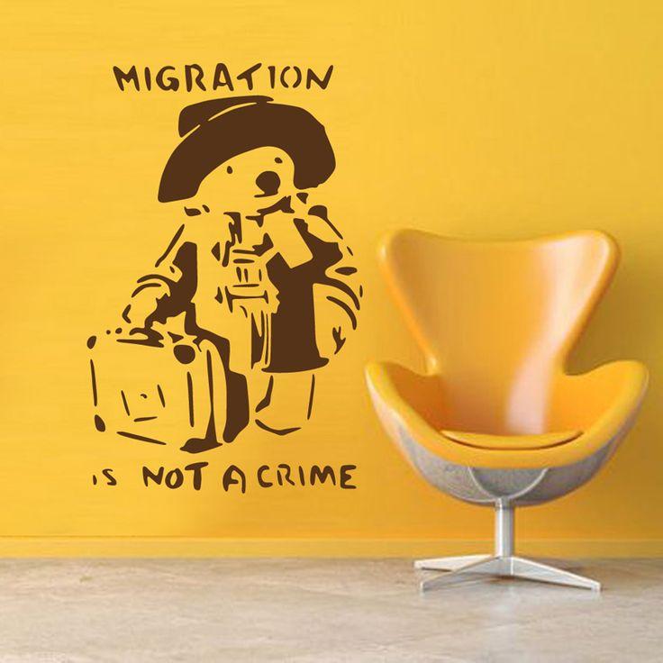 41 best Banksy Wall Sticker images on Pinterest | Banksy wall ...
