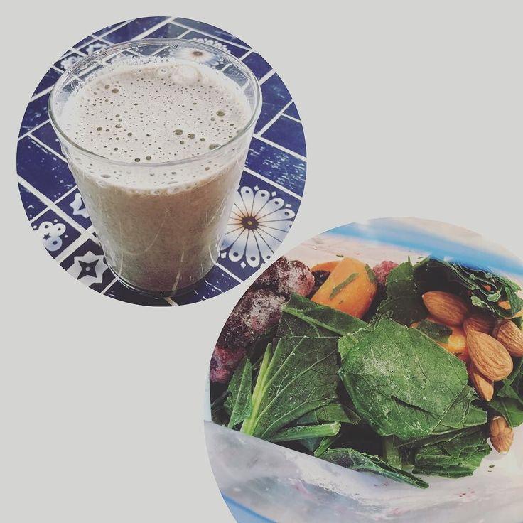 今日の朝ごはん #プロテイン入りスムージー #糖質制限 #lowcarb #lowsugar #keto #朝ご飯 #breakfast #proteinveggiesmoothie
