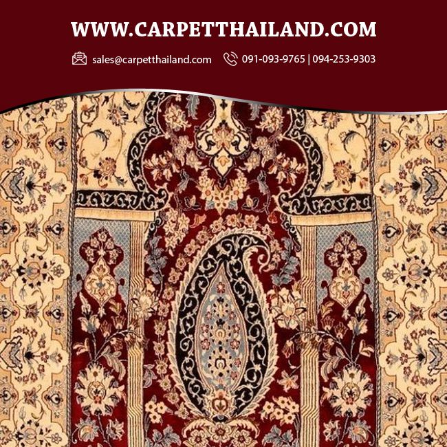 Buy new carpet online at www.Carpetthailand.com . We are manufacuterers and not traders of Carpets and hence can save your money on the best flooring carpet and rugs . we are providing carpet washing services also. carpet Carpets Thailand's skilled personnel are expertized in identifying the carpet category and applying the accurate washing method to keep the carpets alive and blossoming even after numerous washes. For more details visit on www.carpetthailand.com or contact us on…