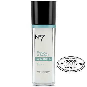 Love that I got 20% off No7 Protect & Perfect Advanced Serum Bottle from Boots Retail USA for $24.99.
