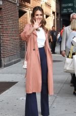 Jessica Alba pictured as she leaving 'The Late Show with Stephen Colbert' in NYC http://celebs-life.com/jessica-alba-pictured-leaving-late-show-stephen-colbert-nyc/  #jessicaalba Check more at http://celebs-life.com/jessica-alba-pictured-leaving-late-show-stephen-colbert-nyc/