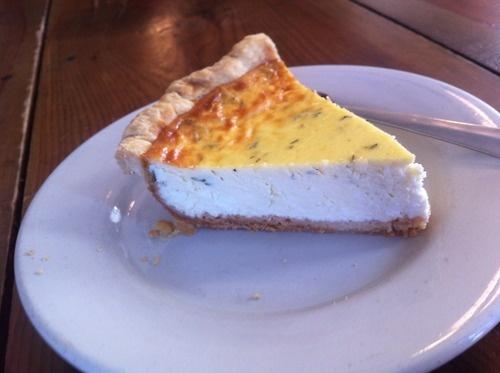 20 Blackbirds Farmers Cheese Pie | Sweet Sweets | Pinterest