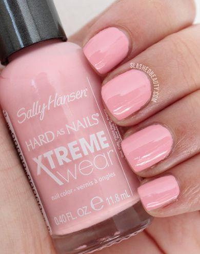 Review: Sally Hansen Electric Summer Collection - Peach Babe