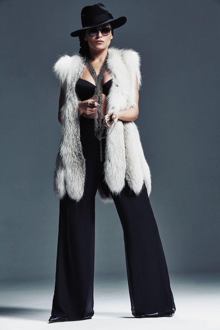 Melody Gardot. Vibe, direct, style.