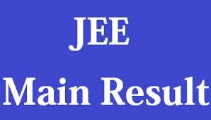 INFORMATION & RIGHT: JEE (JOINT ENTRANCE EXAMINATION ) MAIN RESULT 2016...