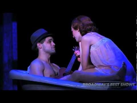 Bonnie & Clyde Broadway: Jeremy Jordan - 'Bonnie'