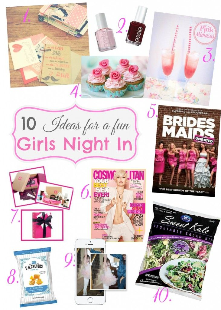 For this week's Sweet Sunday I'm sharing 10 Ideas for a Girls Night In, I mean, let's be real…what girl doesn't love a Girls Night In? For this post I've teamed up with one my girlfriends, Wendy, who is just starting out in this awesome blogging world, and whose blog Glitter Wits and Grits you...Read More »
