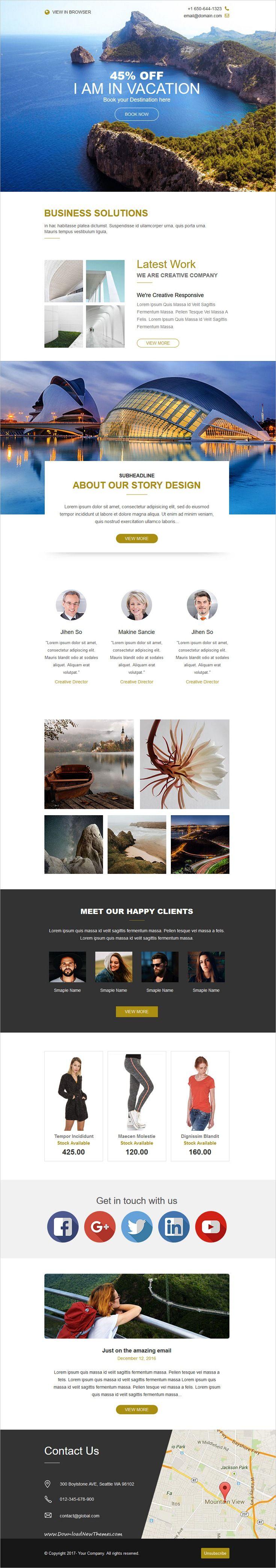 Souvent Best 25+ Email newsletter design ideas on Pinterest | Email design  DE17