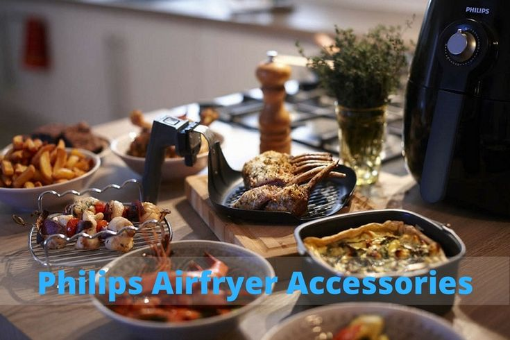 Philips Airfryer Accessories for the Philips airfryers HD9220 & HD9230 http://www.airfryers.net/philips-airfryer-accessories/ Info and tips!