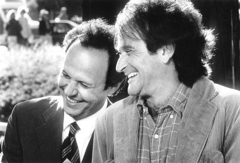 robin williams and billy crystal