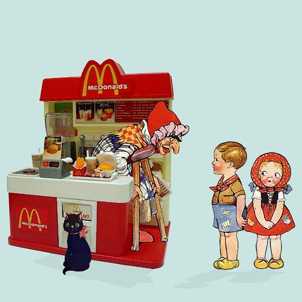 Mcweiner mcdonalds