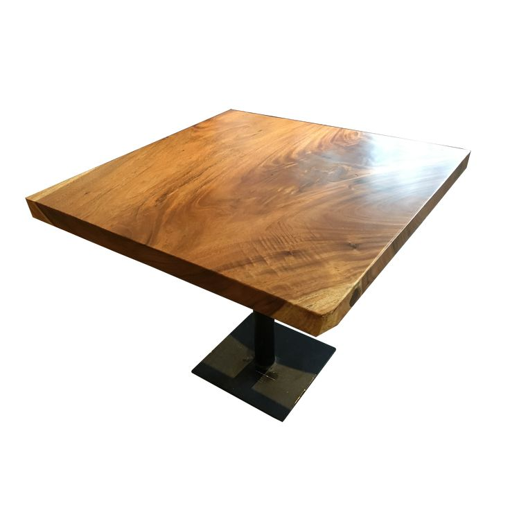 Square Dining Table - Modern. Beauty and simple. Our Square Dining Table makes it perfect for entertaining in spaces big or small.