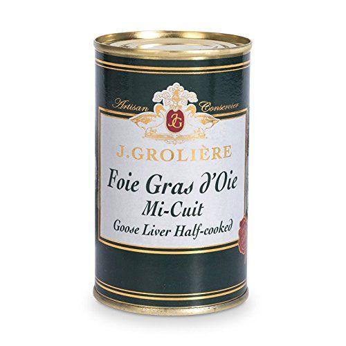 Foie Gras Groliere – Foie Gras D'Oie Mi-Cuit Du Périgord Traditionnel Sans Colorant Ni Conservateur – Mi-Cuit: Notre Foie gras d'oie…