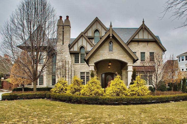 Gorgeous Tudor mansion