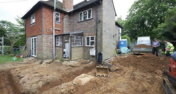 Permitted development rules for home extensions have been relaxed until on 30 May 2016. This means you can carry out certain building works without having to make a planning application. Find out more.