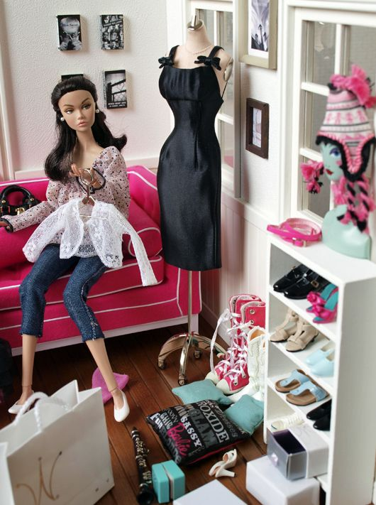 947 Best Dolly Diorama Images On Pinterest