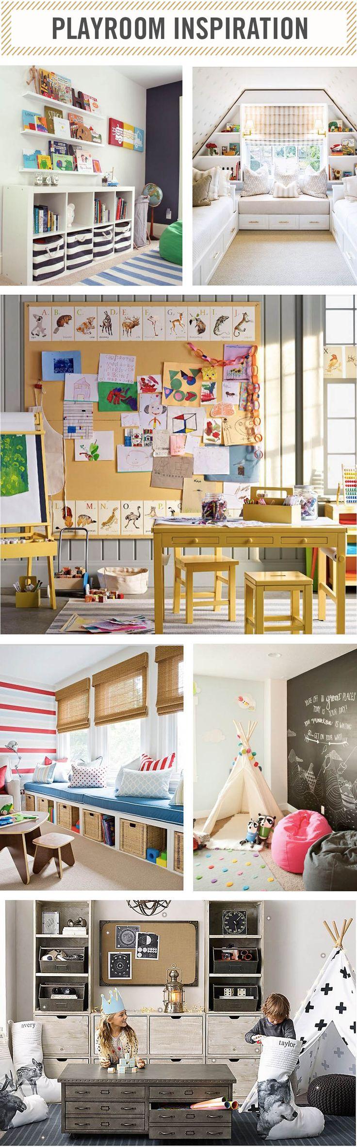 kids playroom inspiration