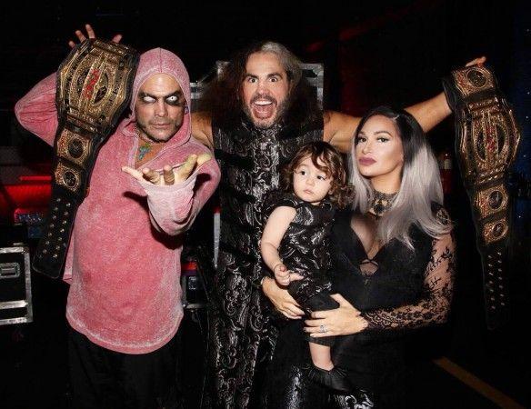 Matt Hardy return: Hardy boys are ROH Tag Team Champions, but WWE appearance still open