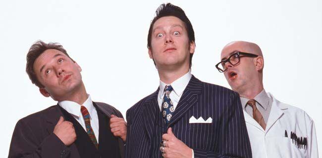 Vic, Bob and Les