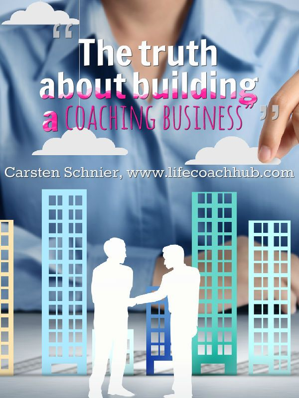 Thinking of starting a career as a coach? Learn from my mistakes first…