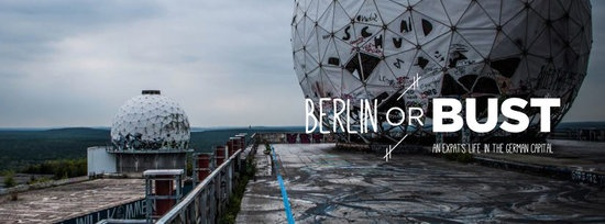 """These references were primarily posts from BerlinOrBust.com, used to """"test the waters"""" for how I wanted the site to look and the style of message it would convey.To know @ http://themostalive.com/moving-to-berlin-new-site-berlinorbust/"""