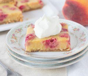 ... Peach Recipes on Pinterest | Peach cobblers, Peaches and Peach melba