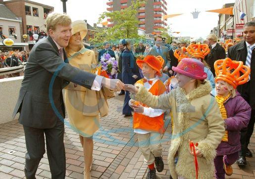 princ Willem-Alexander žena manželka princezna Máxima