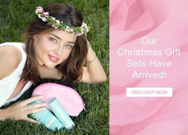 Natasha Sahashi's Style Blog What Makes You Happy ?!  : KORA Organics - Christmas Gift Sets (International...