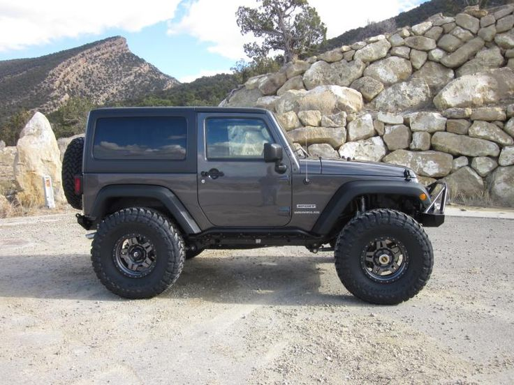 37s on a 2 door - JKowners.com : Jeep Wrangler JK Forum