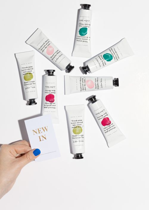 Say hello to our new handbag-friendly mini hand creams.