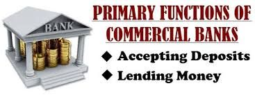 Image result for commercial bank functions