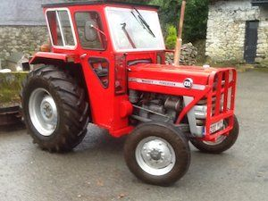 Massey Ferguson 135 tractor for sale in Wicklow on DoneDeal