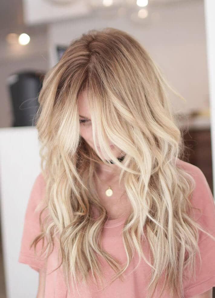 25 Schonsten Blonde Frisuren Fur Eine Moderne Prinzessin Blonde Frisuren Moderne Prinzessin Schonsten Hair Styles Blonde Hair Long Blonde Hair