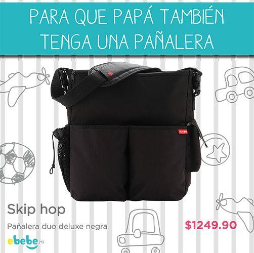 Para que papa tambien guarde sus productos BabyMilk.. #bebe #pañalera #hombre