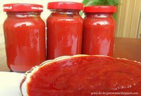 Cukiniowy ketchup - HIT Tegorocznych Przetworów!! :)