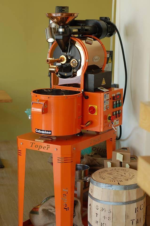 Prazirna Kavy Coffee Roaster Tkm Sx 1 Cafemino