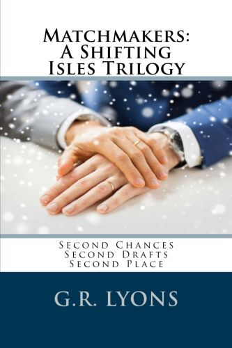 Matchmakers: A Shiftling Isles Trilogy. Three m/m romance stories set in the world of the Shifting Isles.