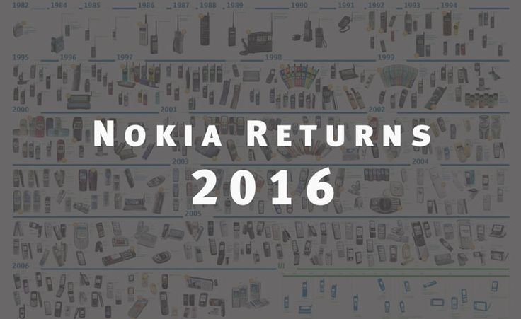 Nokia Returns! Will Be Back to Smartphone Industry Again in 2016 says CEO Rajeev Suri!