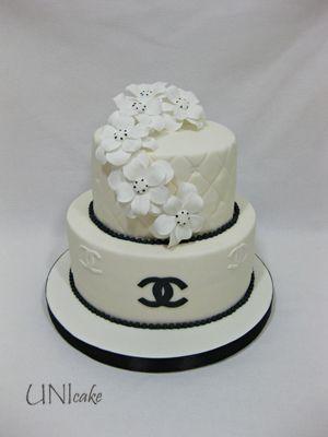 A65 Chanel-kakku