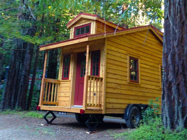 277 Best Images About Small Homes And Sheds To Live In On
