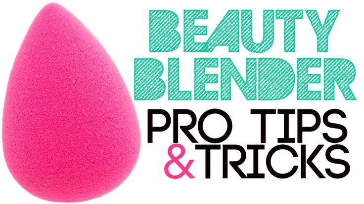 Beauty Blender Pro Tips & Tricks and how to properly clean it: