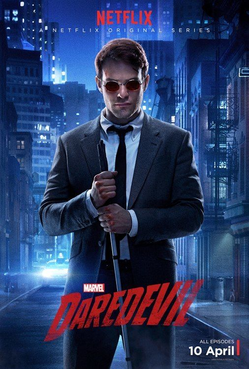 Сорвиголова (Marvel's Daredevil), постер № 7