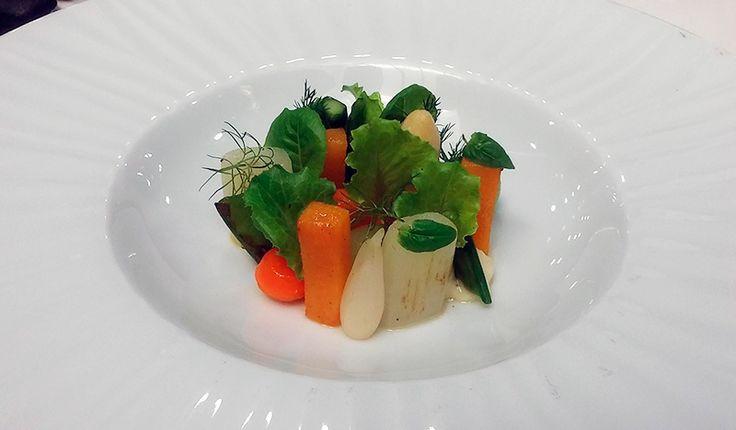 Menestra de verduras de la Vega del Tajo
