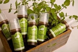 Perfect Potion... Natural and CERTIFIED Organic skin care. My skin has never been healthier!!