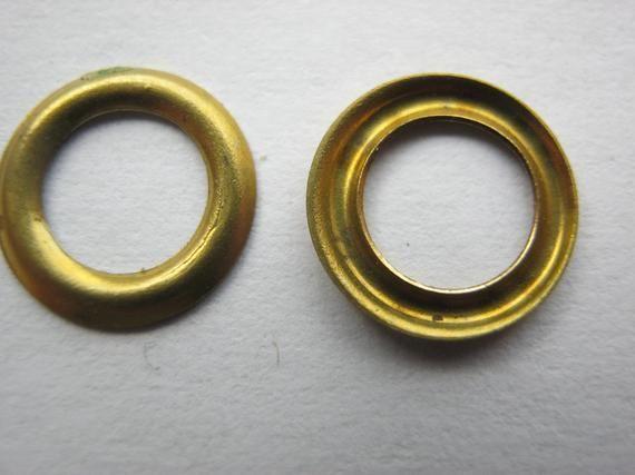 dekorative Gürtelschließe mit Dorn goldfarbig  40 mm