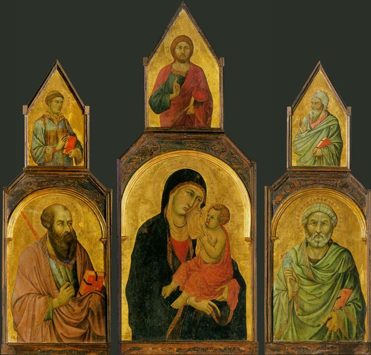 437 Best Evim I�in Images On Pinterest: Duccio Di Buoninsegna On