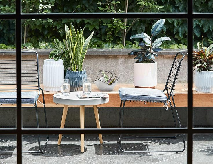 Kmart outdoor chairs are only $25